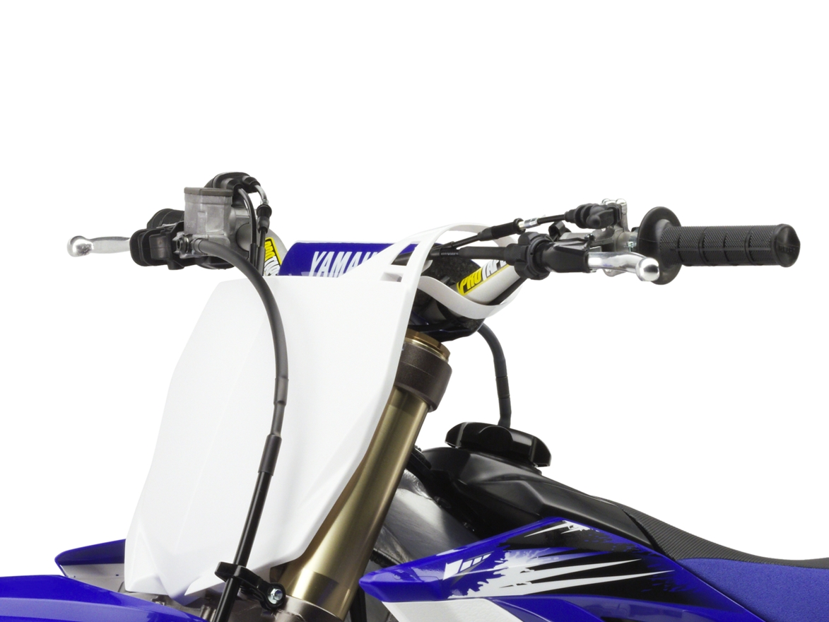 Yamaha YZ250F 2012 - Features and Technical Specifications