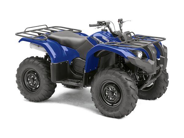 Yamaha Grizzly 450 EPS 2014
