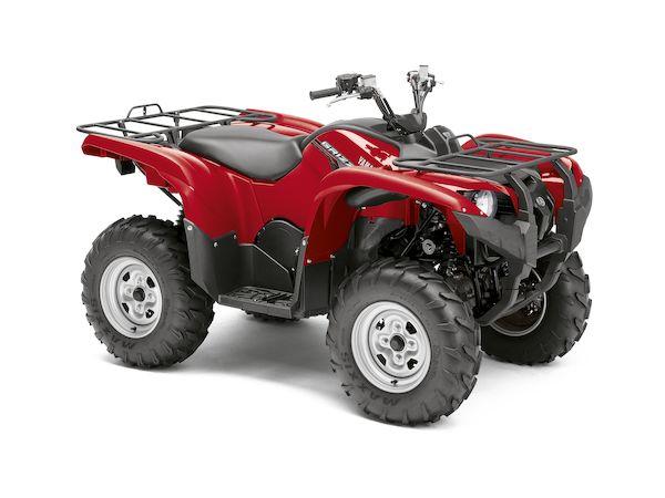 Yamaha Grizzly 550 EPS/550 2014