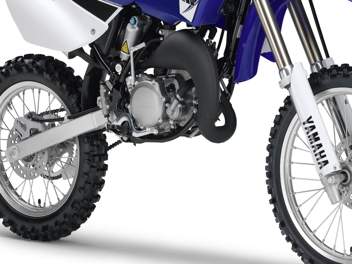 Swell Yamaha Yz85 Lw 2014 Features And Technical Specifications Dailytribune Chair Design For Home Dailytribuneorg