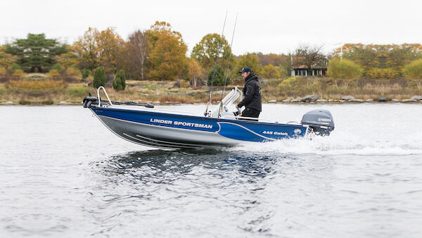 Yamaha Linder Sportsman 445 CATCH 2016