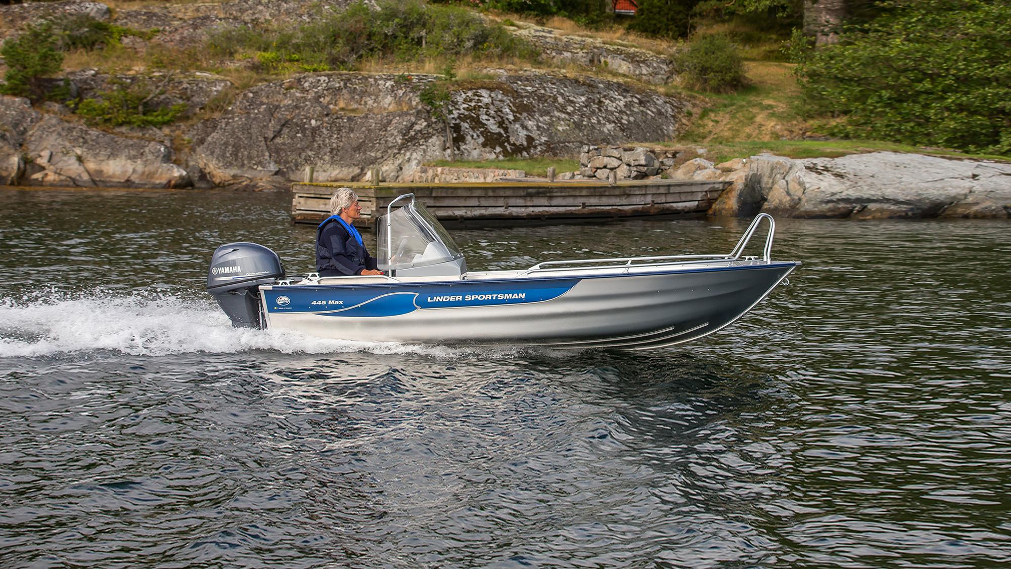 Linder Sportsman 445 MAX