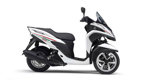 Yamaha Tricity Special Edition 2016