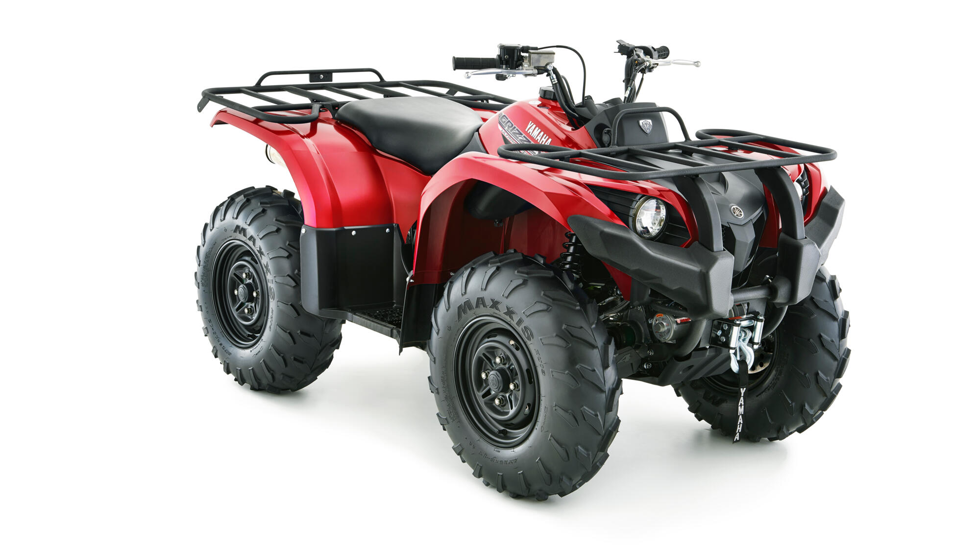 Grizzly 450 IRS