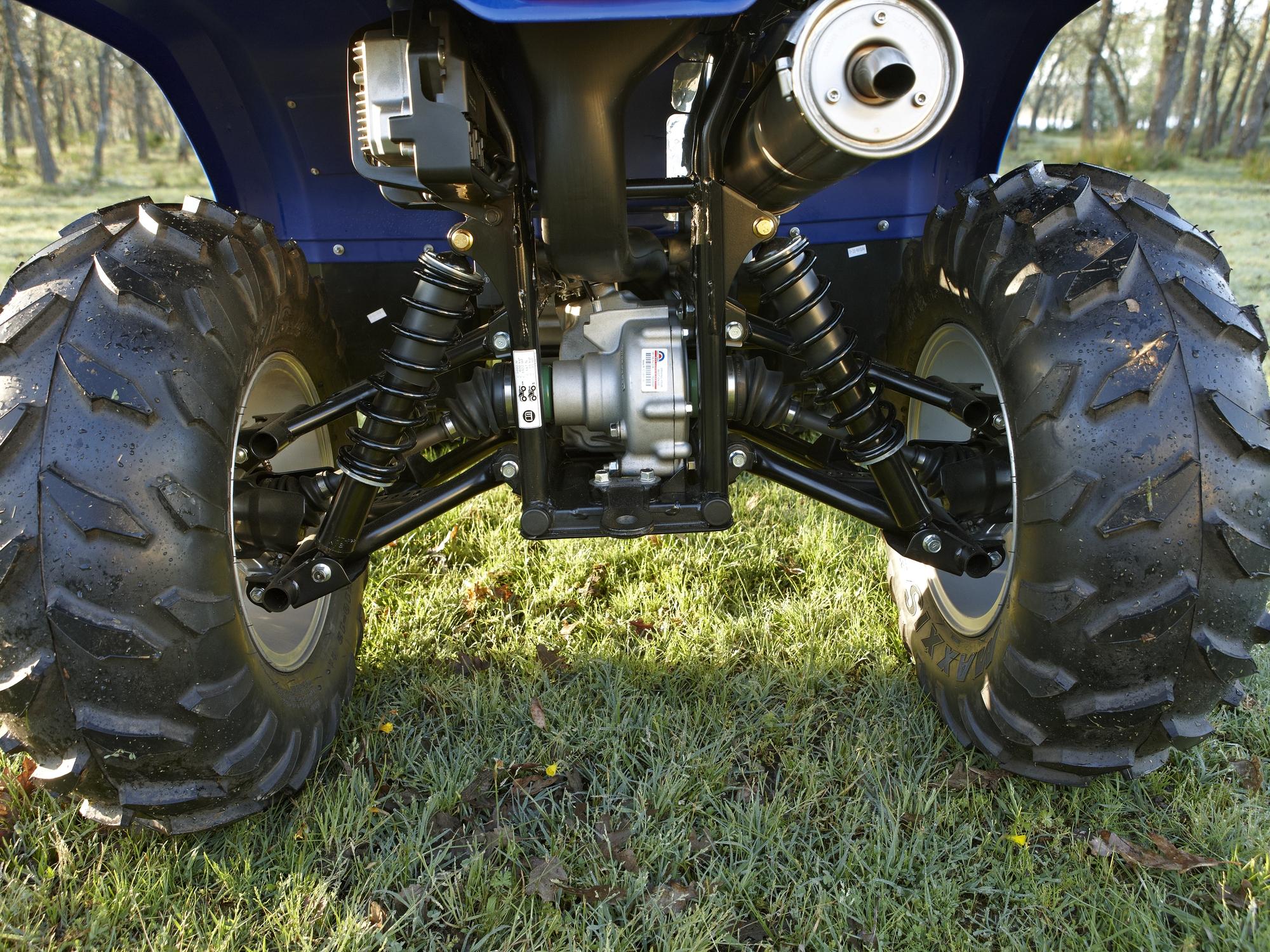 Yamaha Grizzly 450 >> Grizzly 450 Eps 2016 Ominaisuudet Ja Tekniset Tiedot