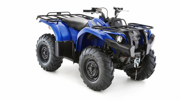 Yamaha Grizzly 450 EPS 2016