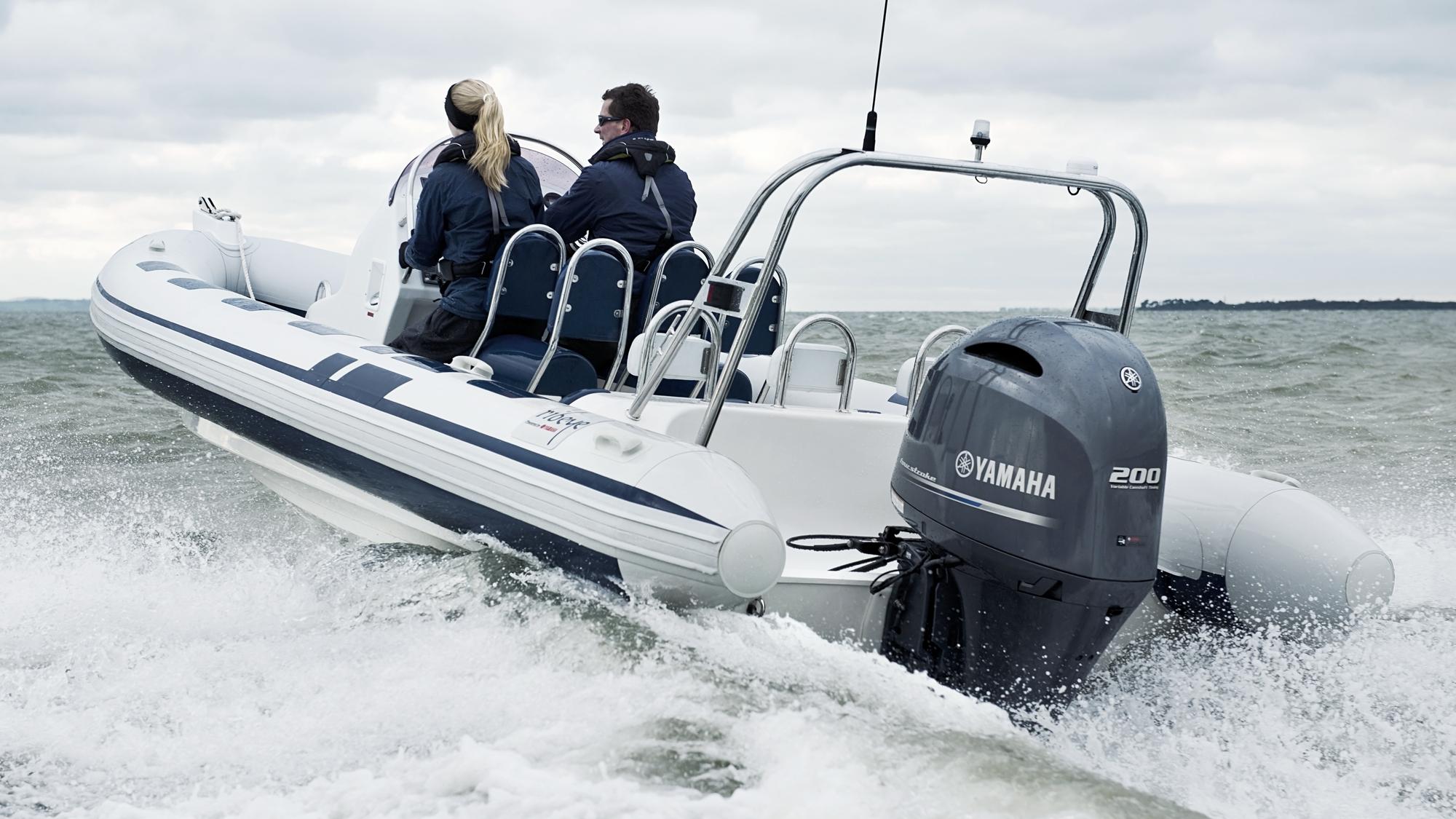 F200F/G - marine-engines - Yamaha Motor