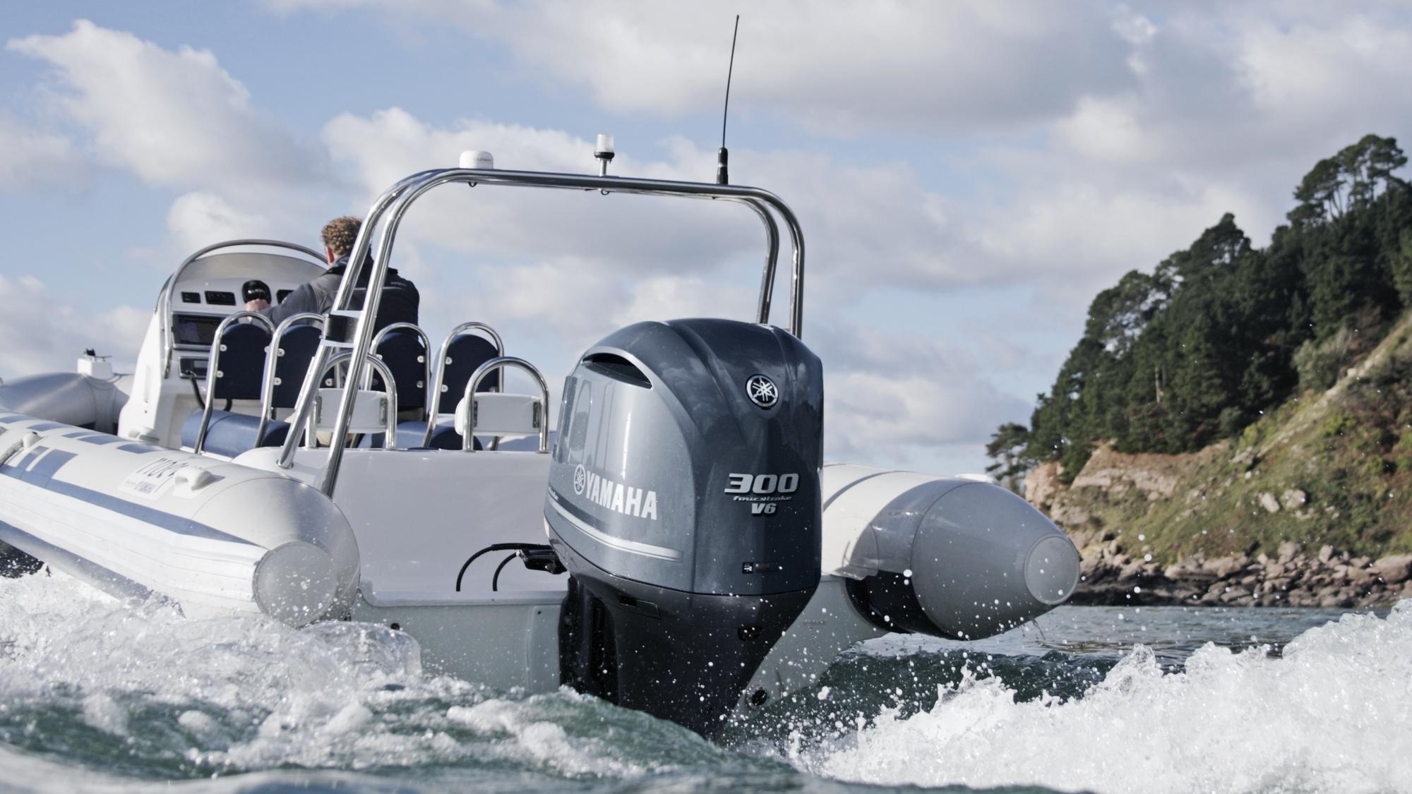 F300B - marine-engines - Yamaha Motor