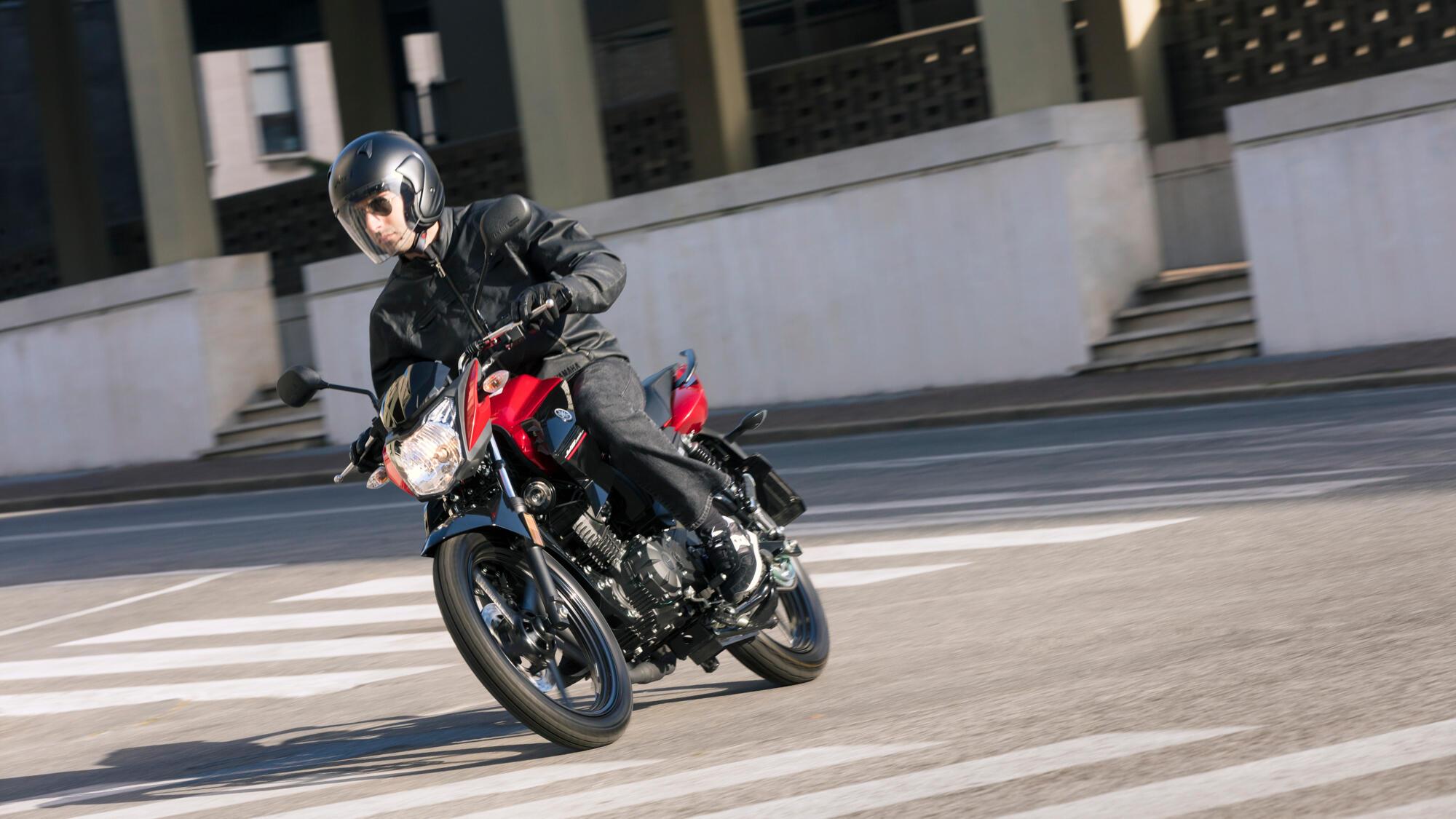 YS125 - motorcycles - Yamaha Motor