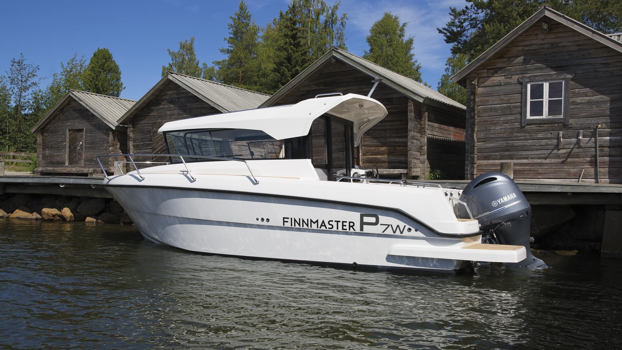 Finnmaster Pilot 7 Weekend
