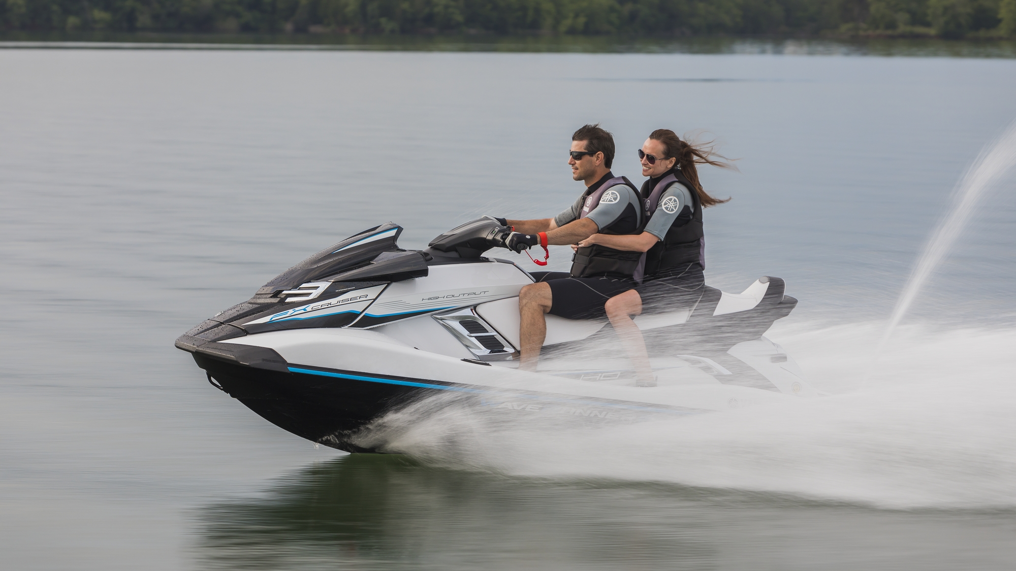 FX Cruiser® High Output - waverunners - Yamaha Motor