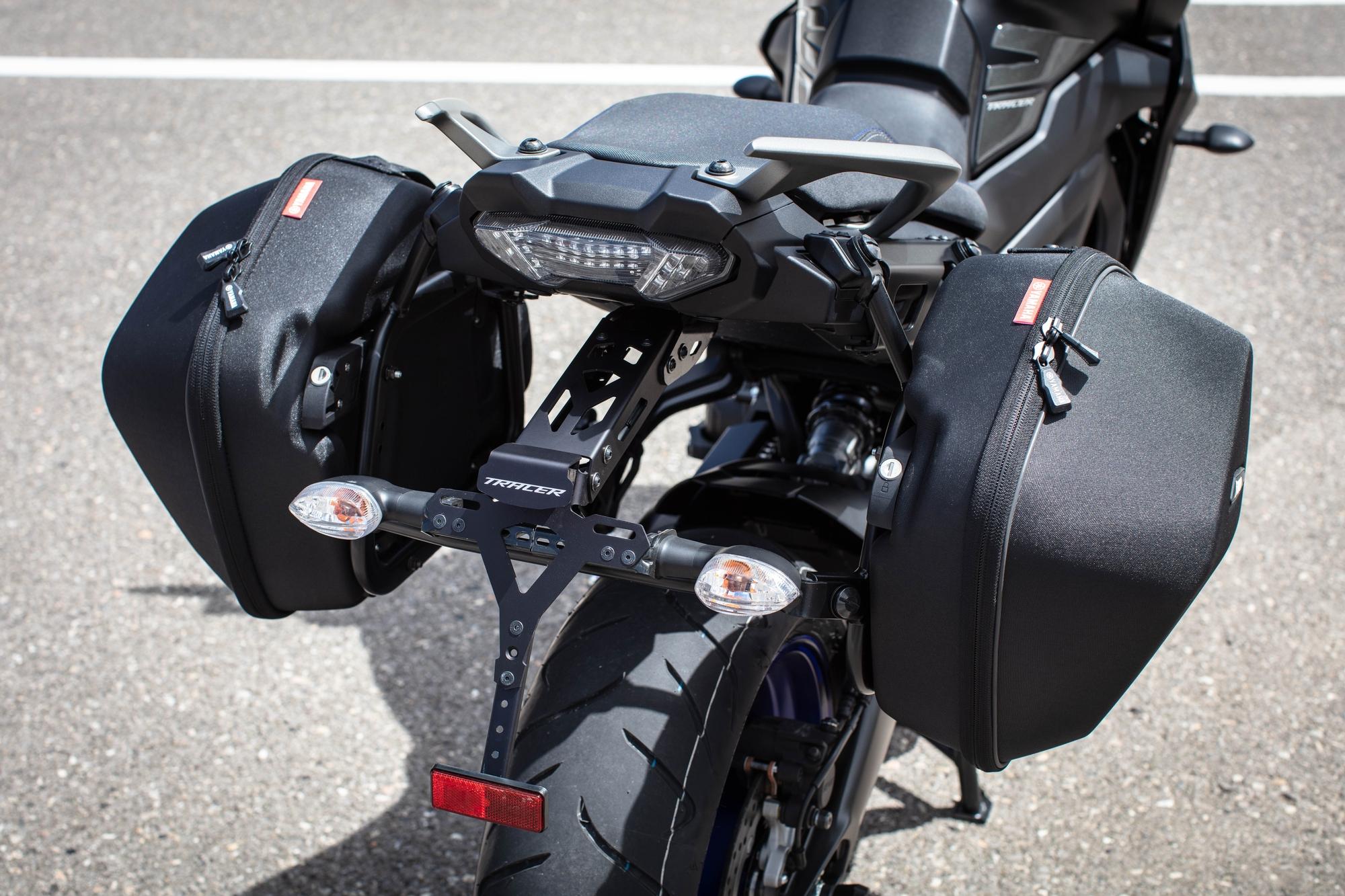 magasin grande sélection très convoité gamme de Yamaha Tracer 900GT 2018 - Accessories