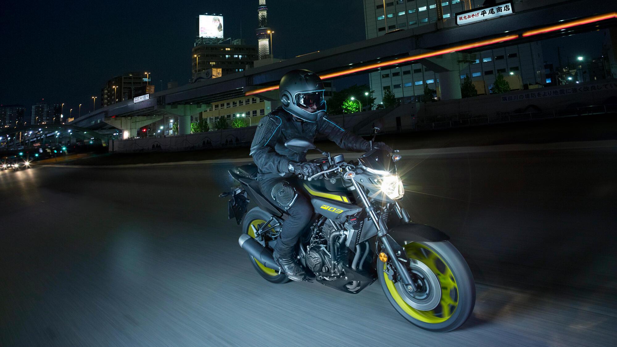 Mt 03 Motorcycles Yamaha Motor