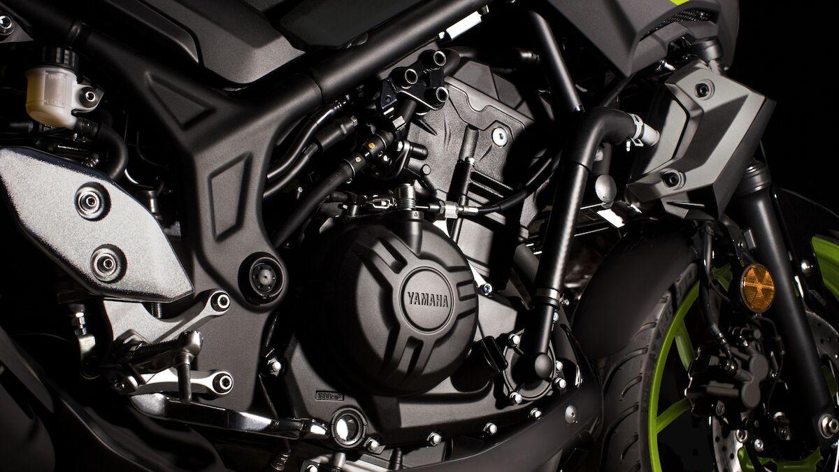 2018 Yamaha MT320 EU Night Fluo Detail 002 03 Tablet MT 03