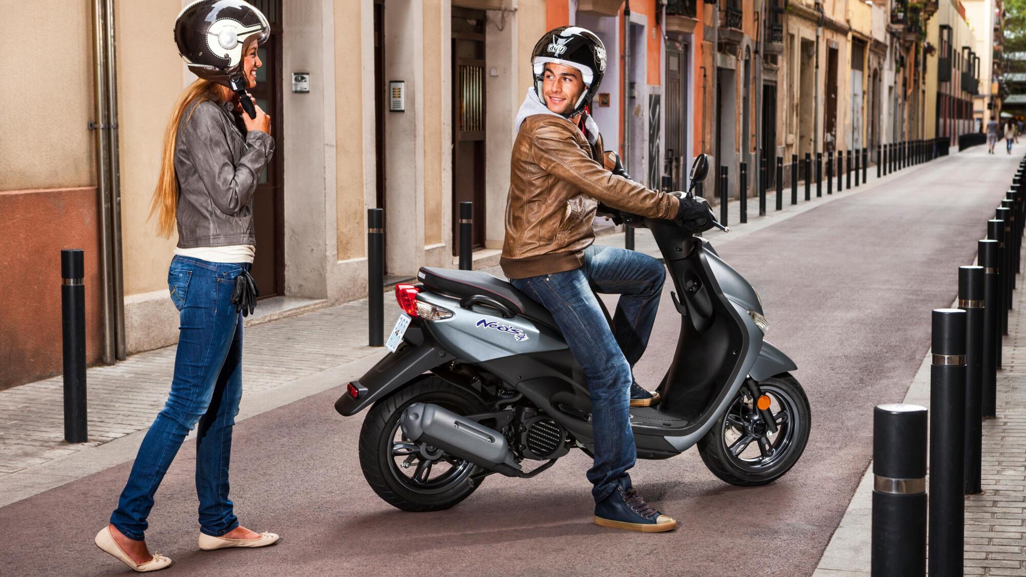 Neo's 4 - scooters - Yamaha Motor