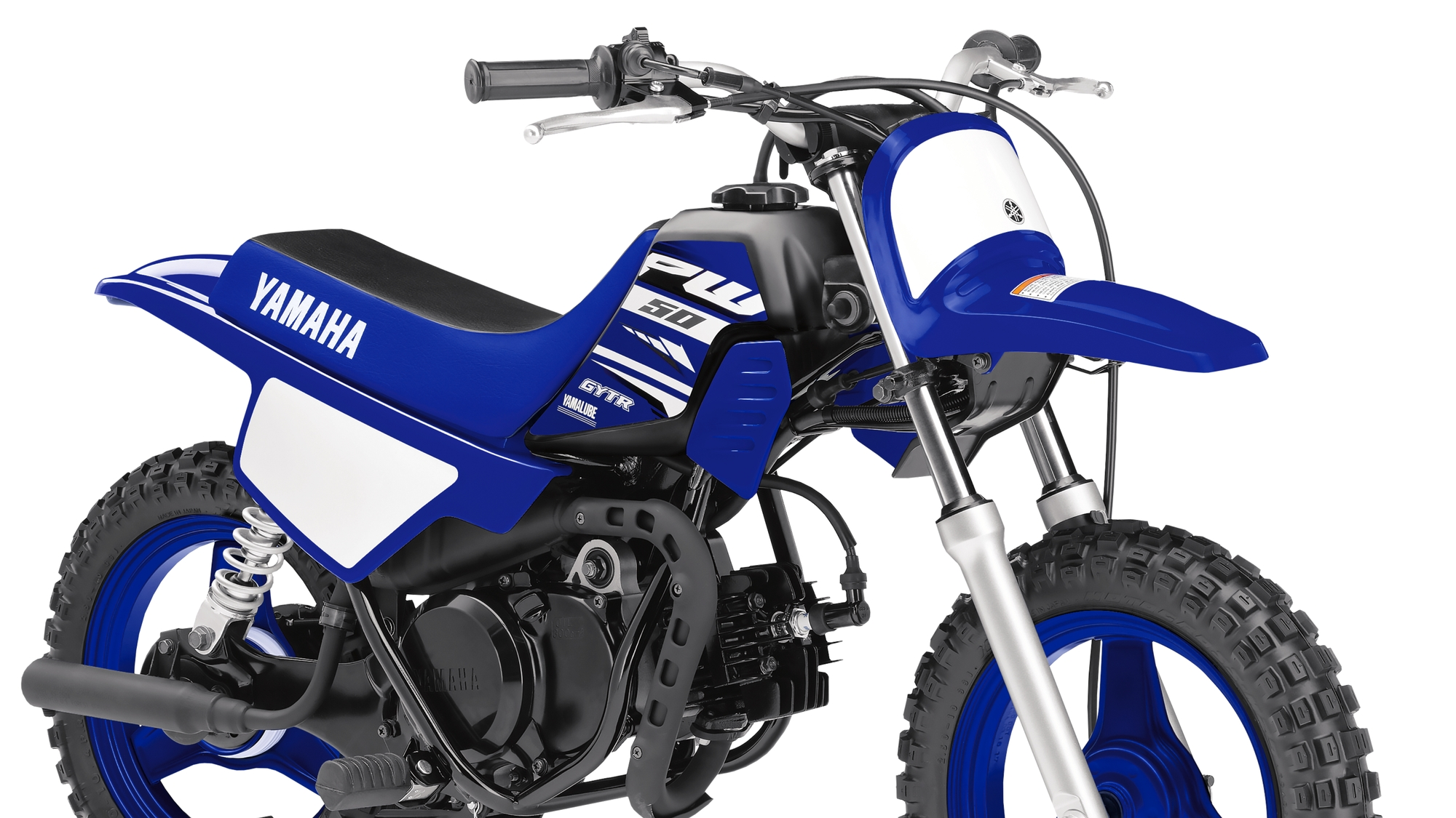 Yamaha PW50 - Features and Technical Specifications