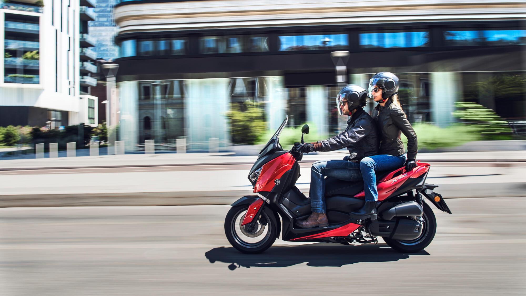מותג חדש XMAX 125 - Scooters - Yamaha Motor WI-55