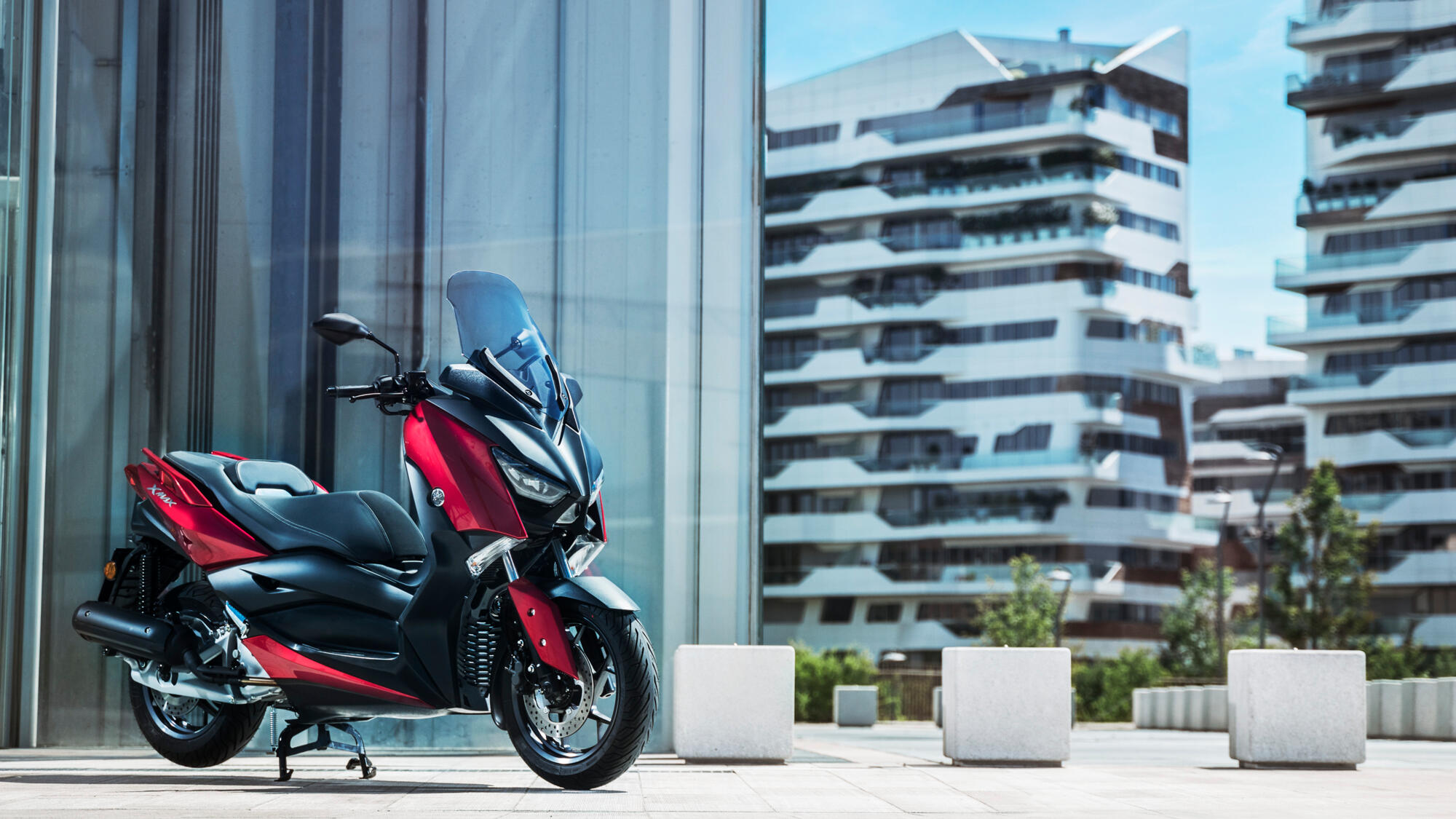 Xmax 125 Scooters Yamaha Motor
