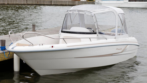 Yamaha Yamarin 61 Center Console 2018
