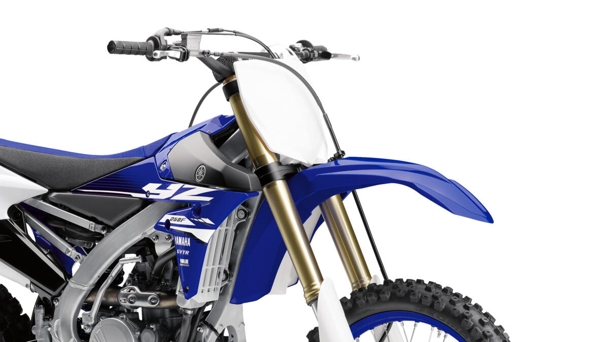 Tremendous Yamaha Yz250F 2018 Features And Technical Specifications Caraccident5 Cool Chair Designs And Ideas Caraccident5Info