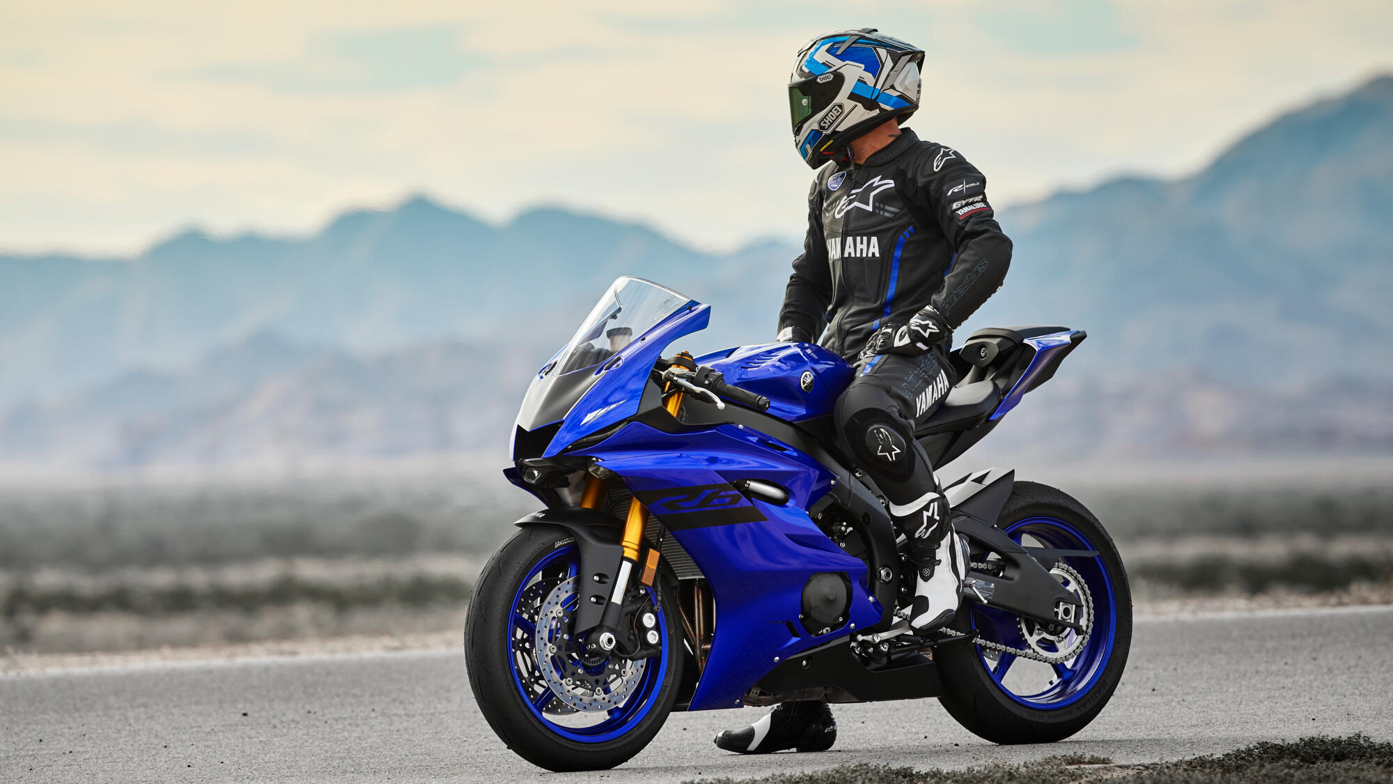 R6 - motorcycles - Yamaha Motor