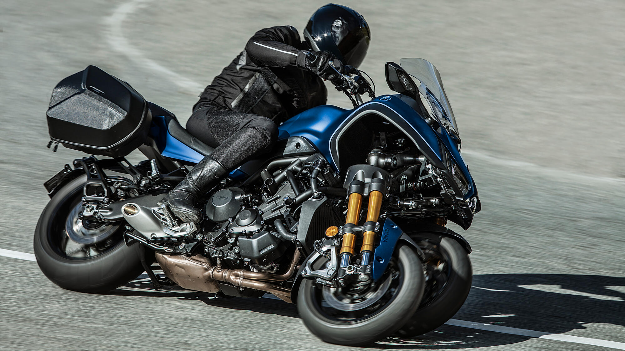 Niken Gt Motorcycles Yamaha Motor