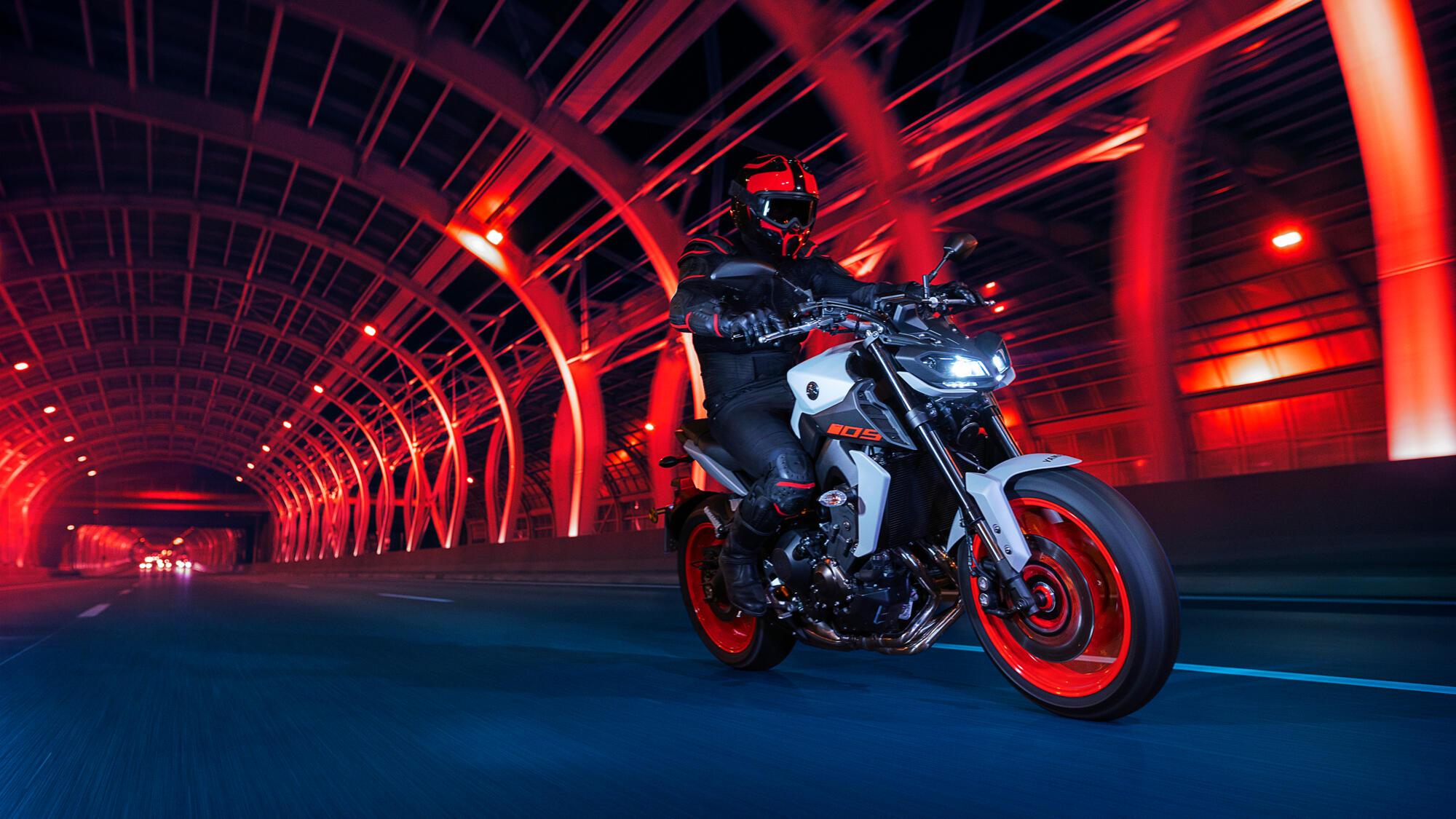 Yamaha MT-09 | Streetbike