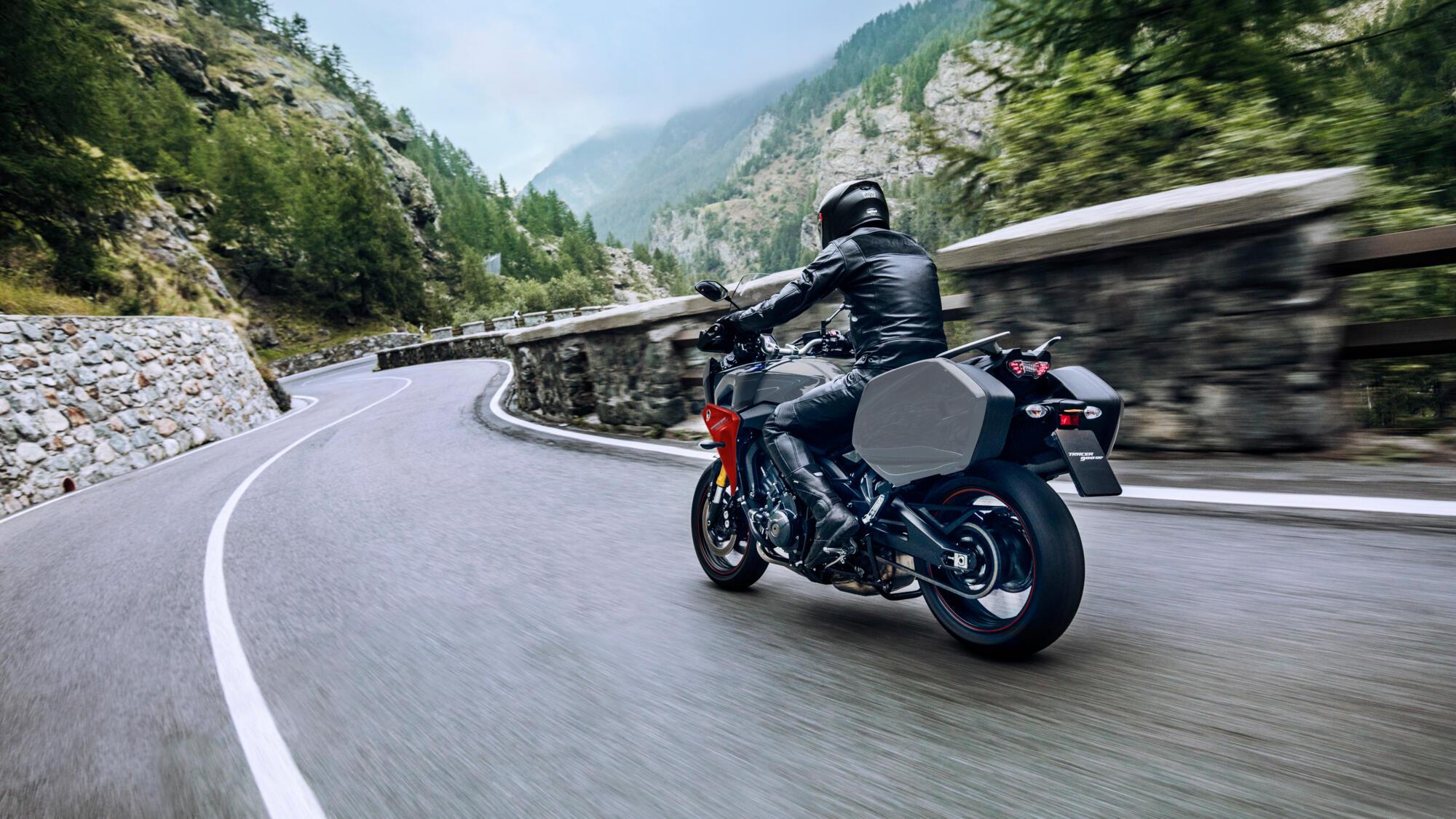 New 2019 Yamaha Tracer 900 GT Motorcycles in Allen, TX