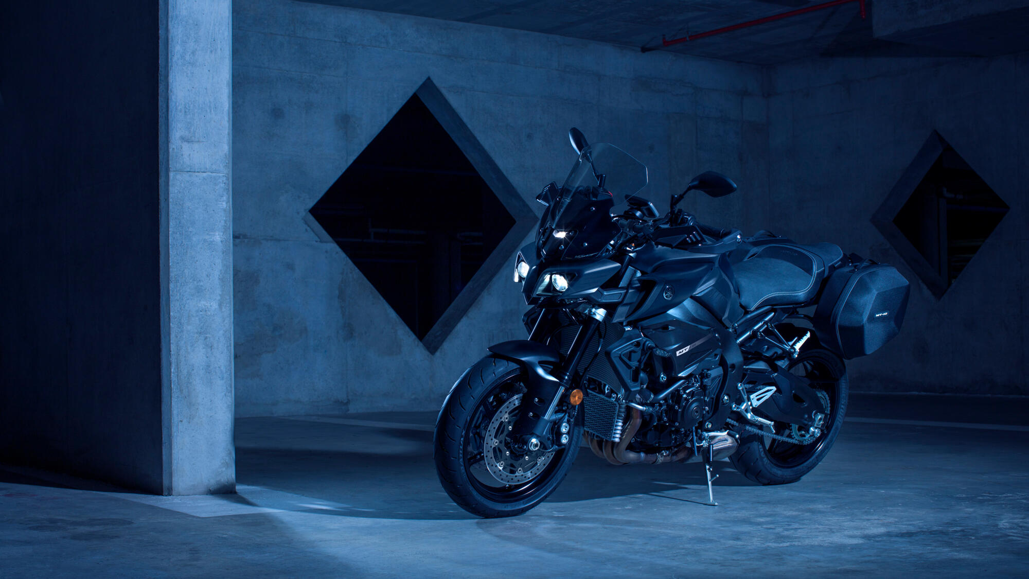 MT-10 Tourer Edition - motorcycles - Yamaha Motor