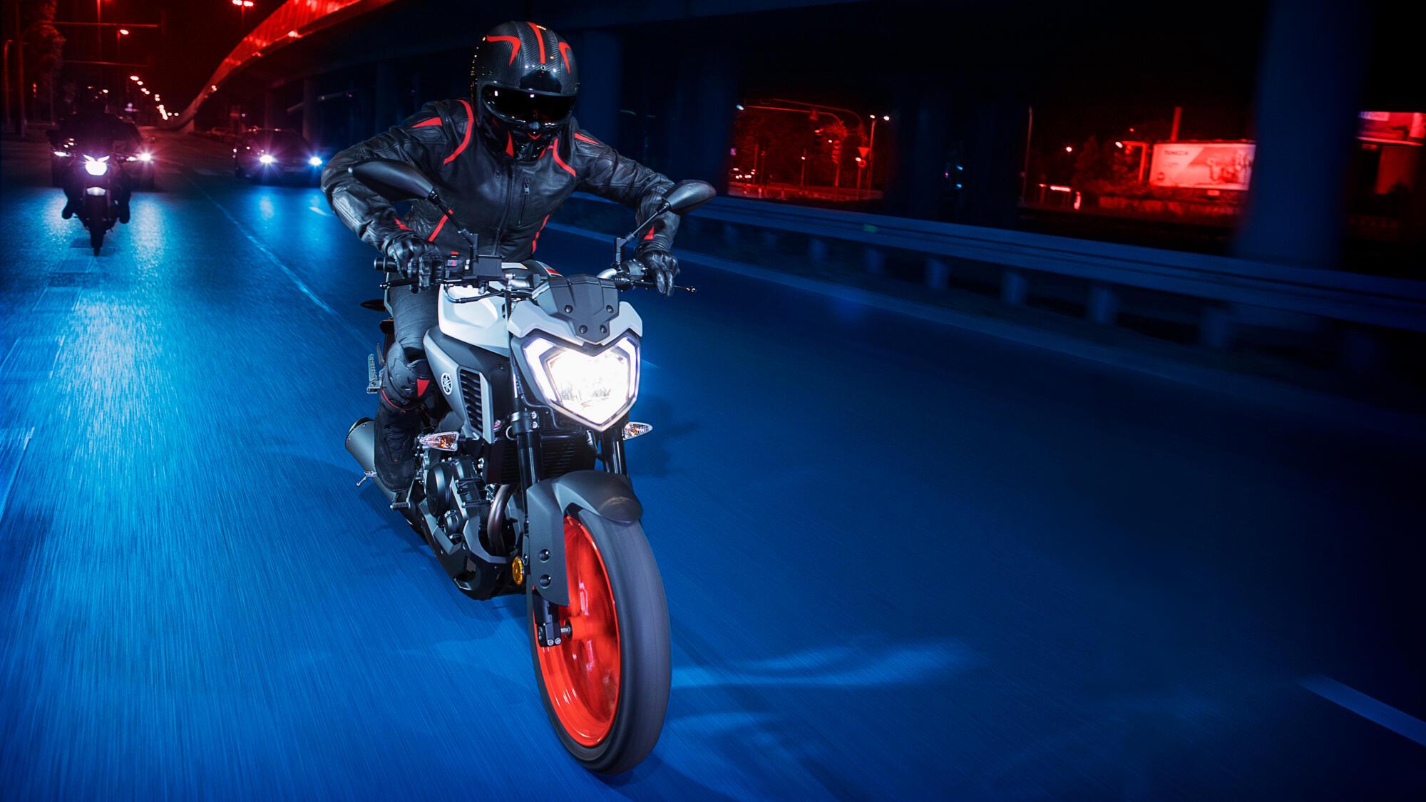 Mt 125 Motos Yamaha Motor