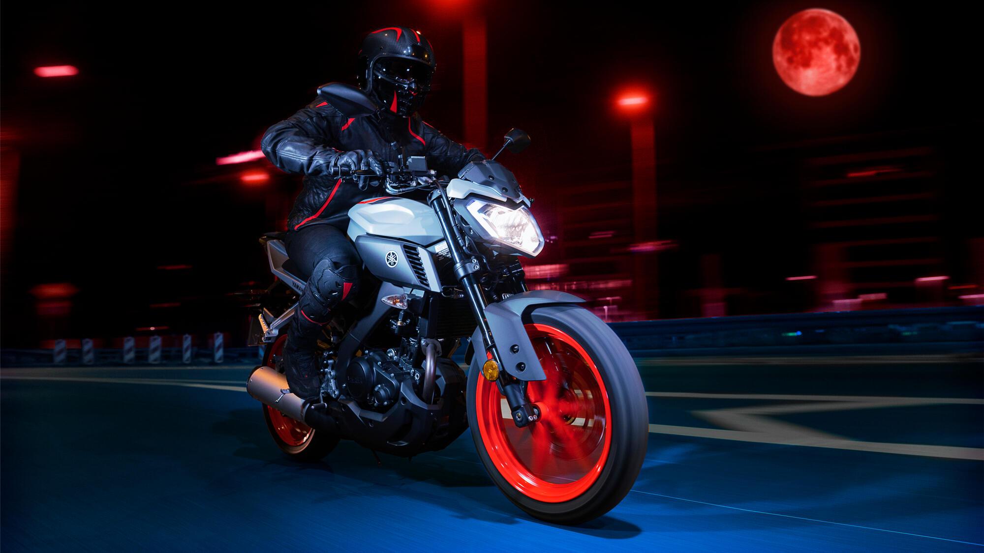 MT-125 - motorcycles - Yamaha Motor