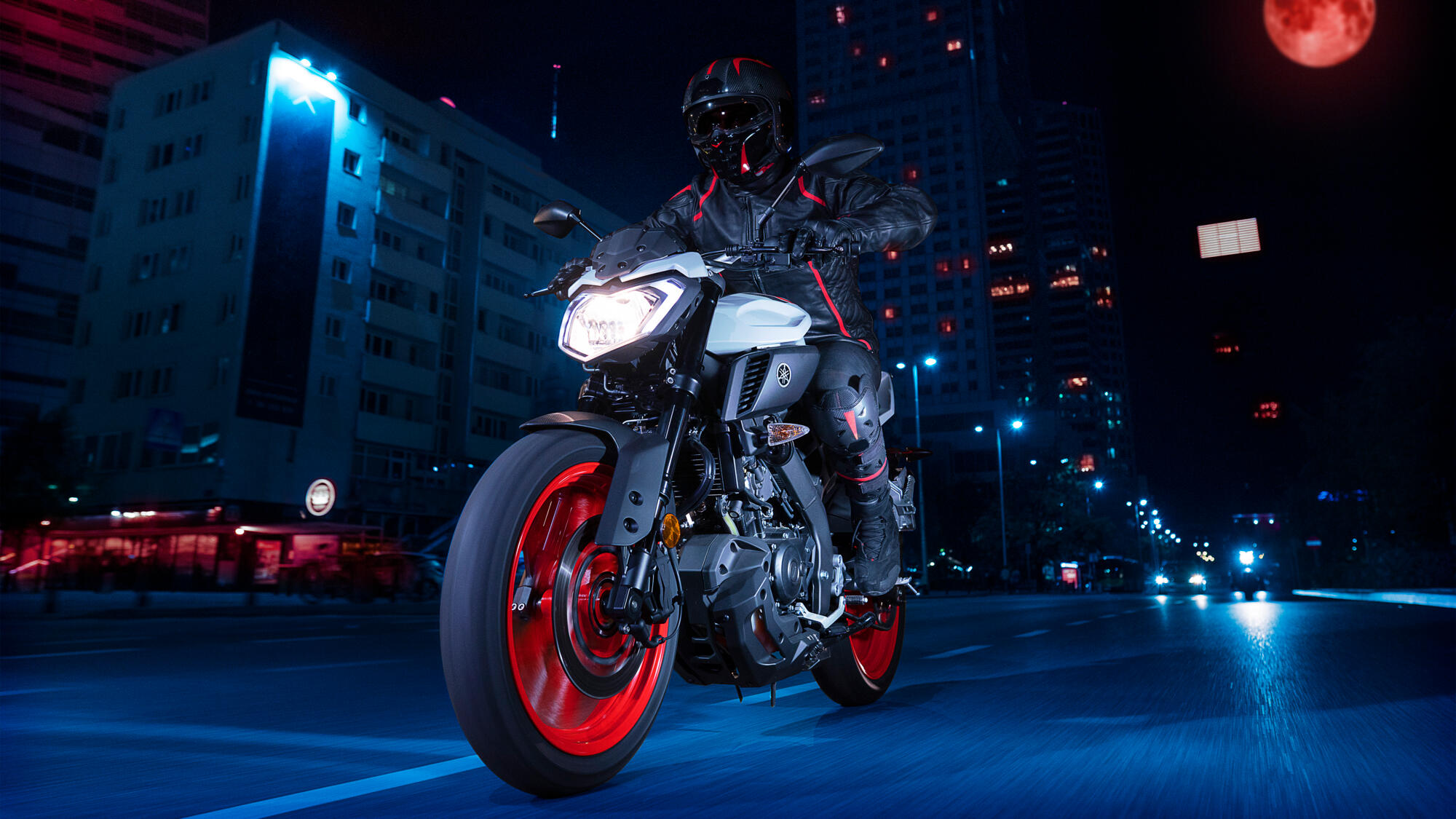 Mt 125 Motorcycles Yamaha Motor 50cc Pocket Bike Wiring Diagram Yamahas Hyper Naked Models Have Totally Shaken Up The World Of Motorcycling With Their Radical Style Thrilling Torque And Ultra Cool Image