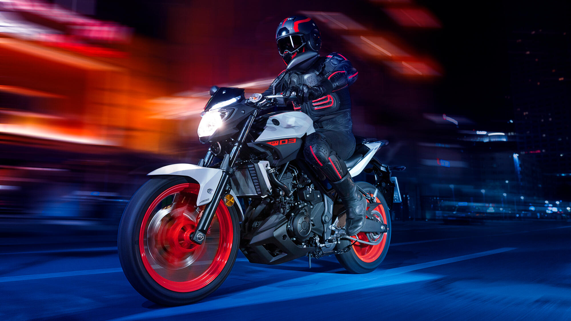 mt-03 - motorcycles
