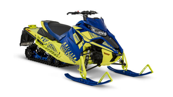 Yamaha Sidewinder L-TX LE 137 2019