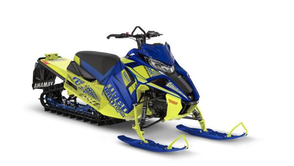 Yamaha Sidewinder M-TX LE 153 2019