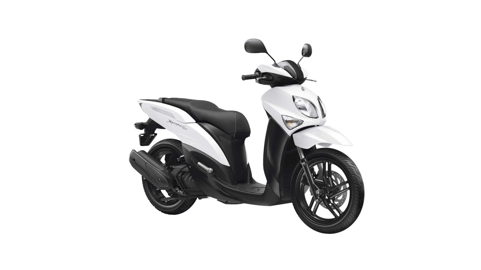 xenter 125 scooters yamaha motor. Black Bedroom Furniture Sets. Home Design Ideas