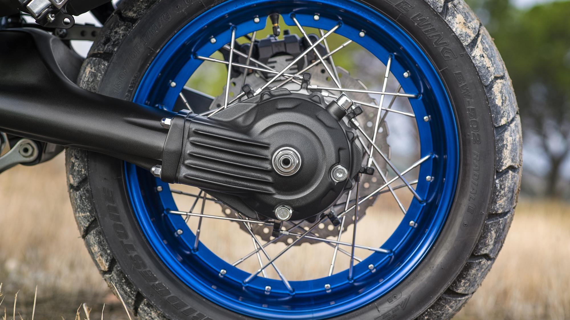 Yamaha XT1200Z Super Ténéré - Features and Technical