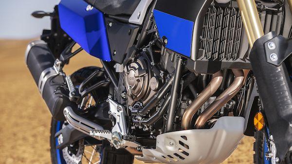 Redni 2-cilindrični agregat od 689 ccm s neravnomjernim rasporedom paljenja