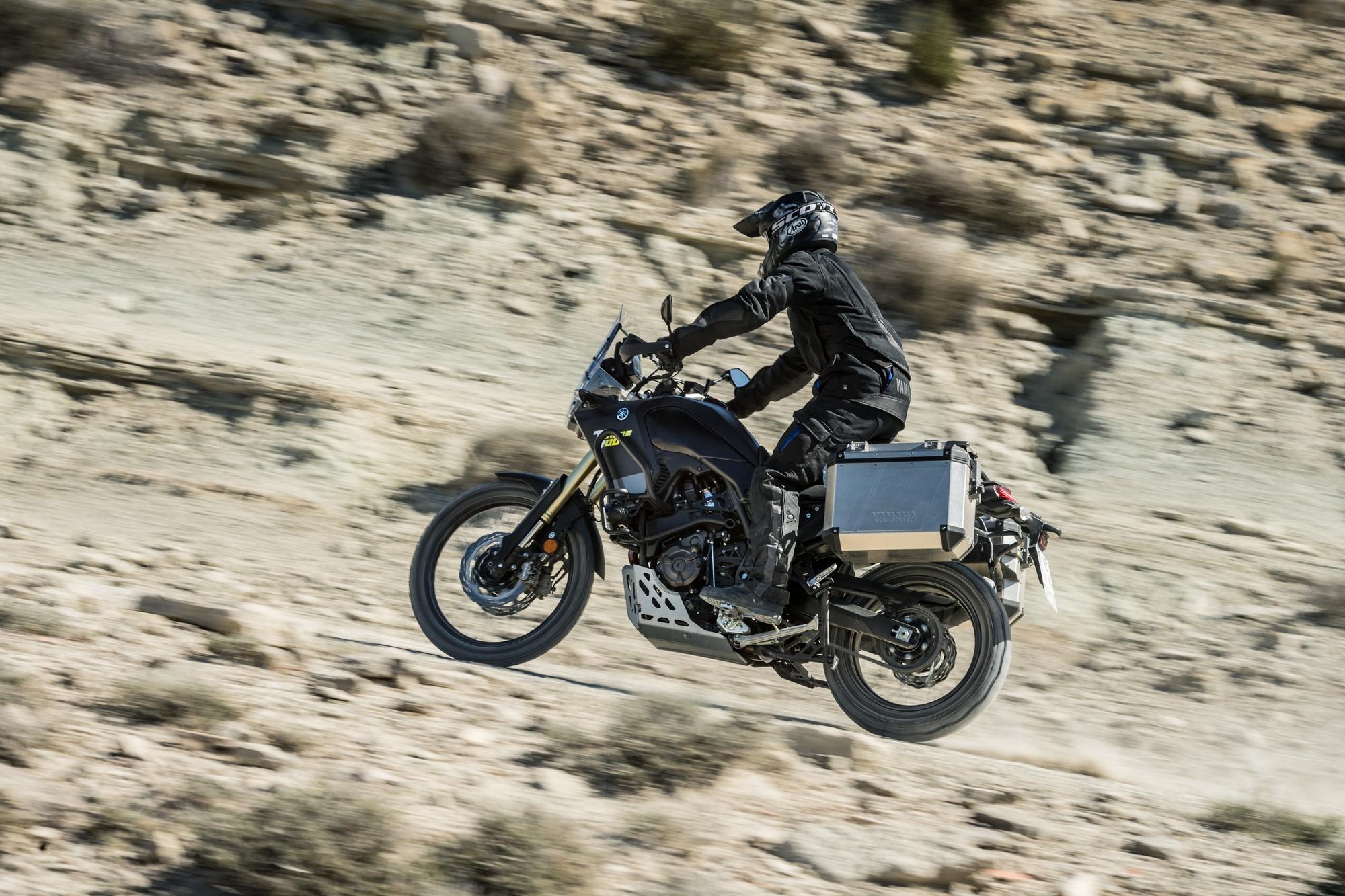 See See Motorcycles >> Yamaha Ténéré 700 - Accessories