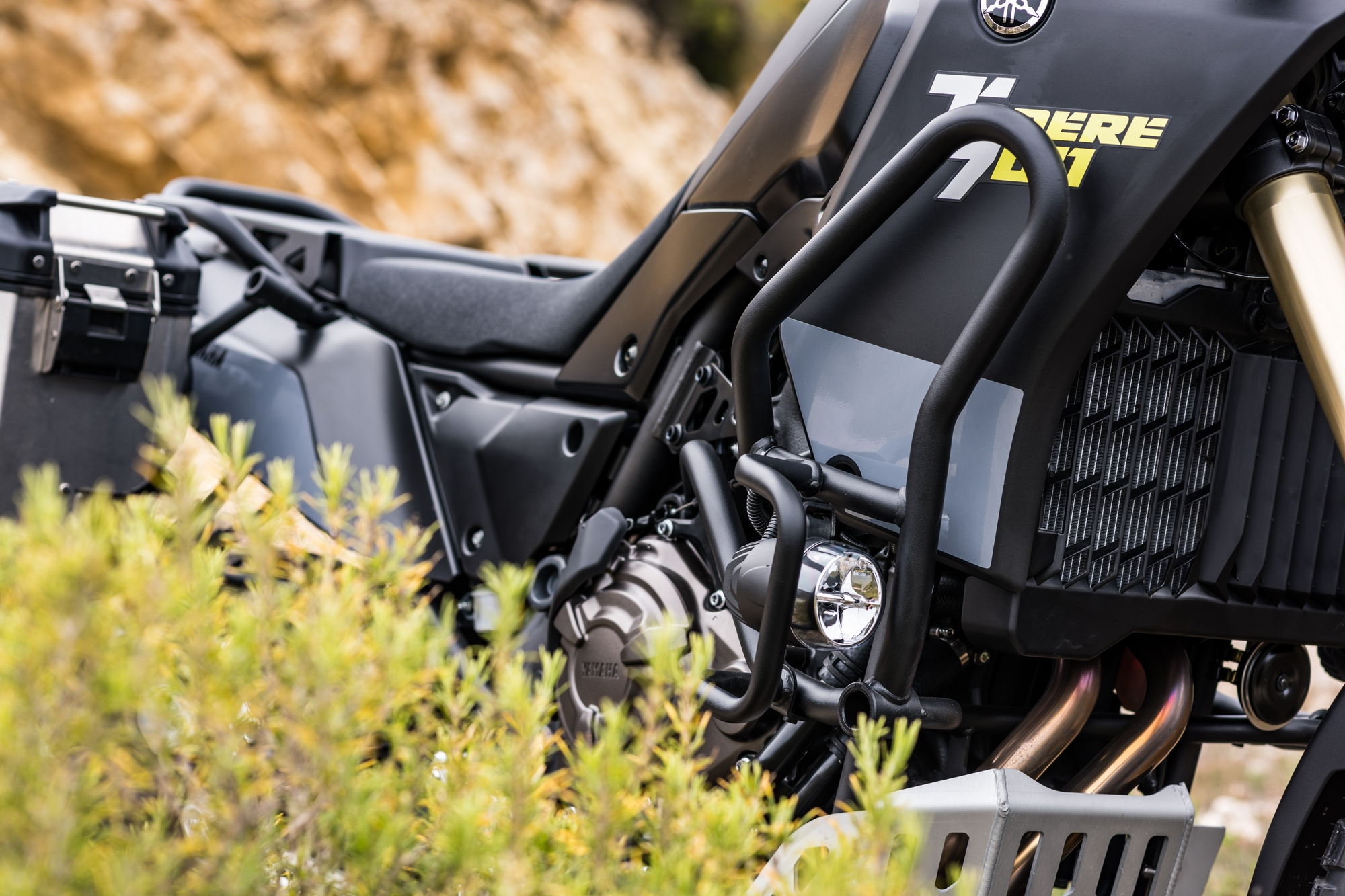 Side By Side Atv >> Yamaha Ténéré 700 - Accessories