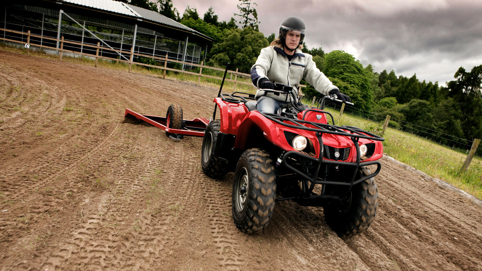 Grizzly 350 2WD - ATV - YME Website