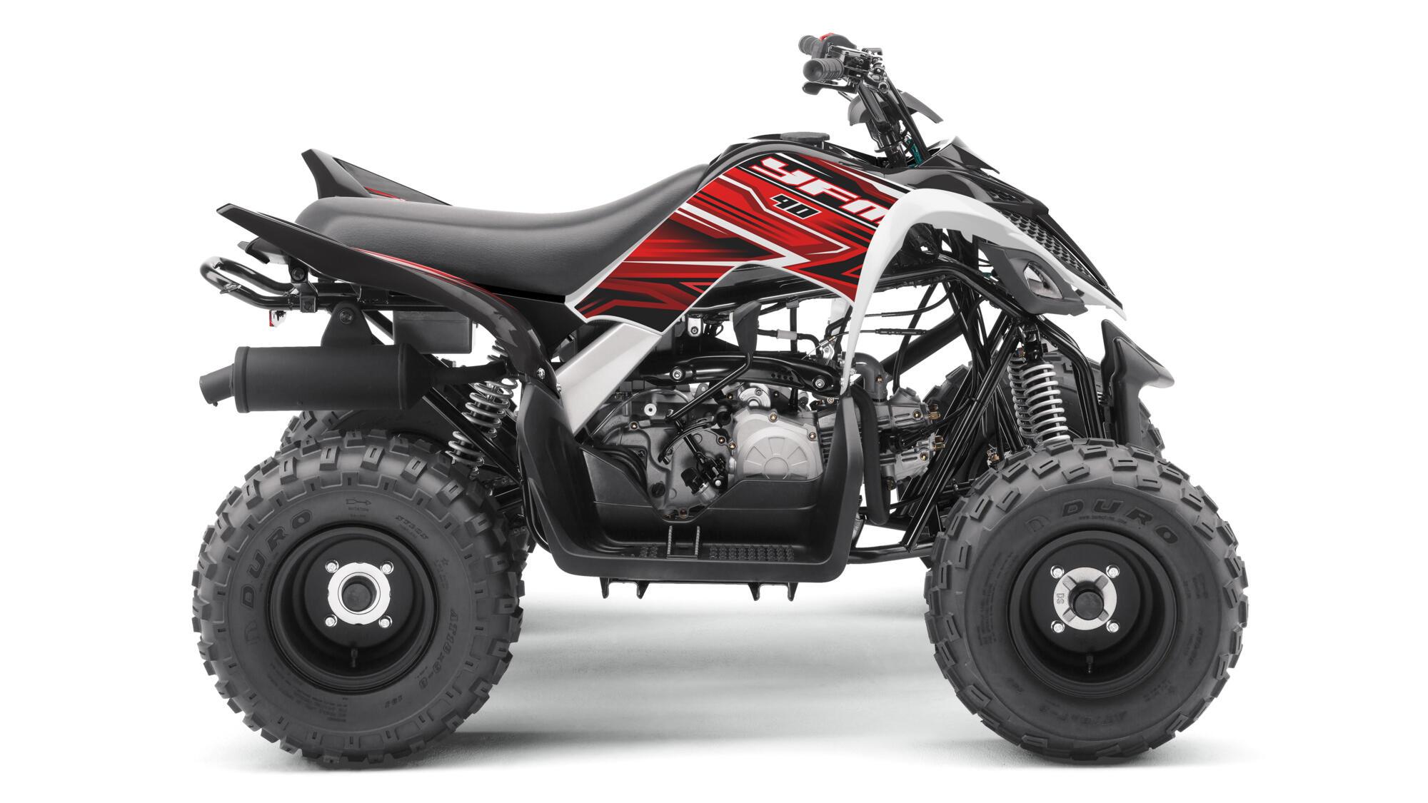 Yfm90r Atv Yamaha Motor