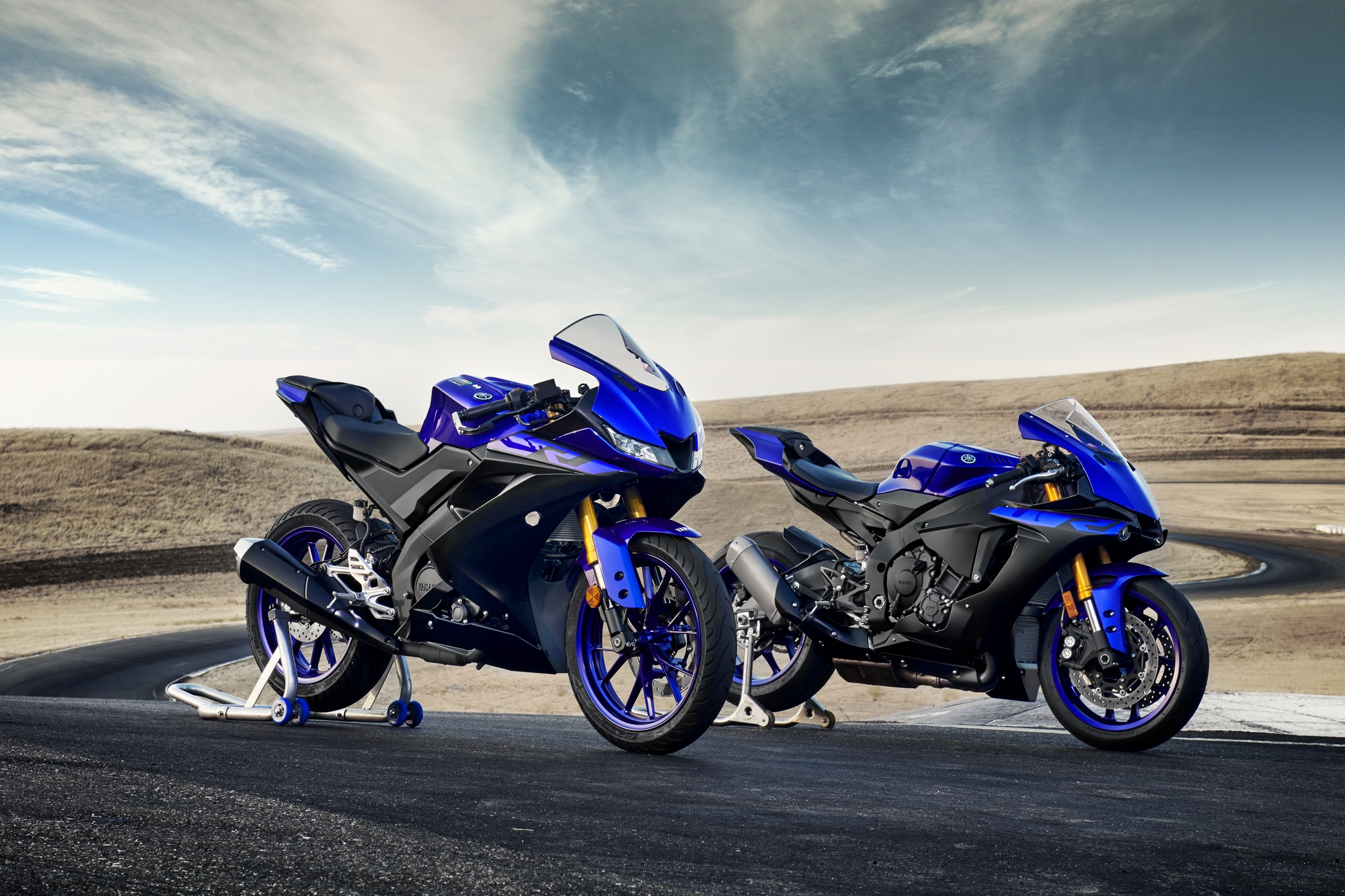 Yzf R125 Motorcycles Yamaha Motor