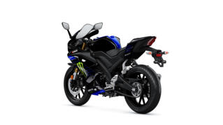 R125 Monster Energy Yamaha MotoGP Edition