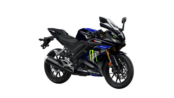 Yamaha R125 Monster Energy Yamaha MotoGP Edition 2019