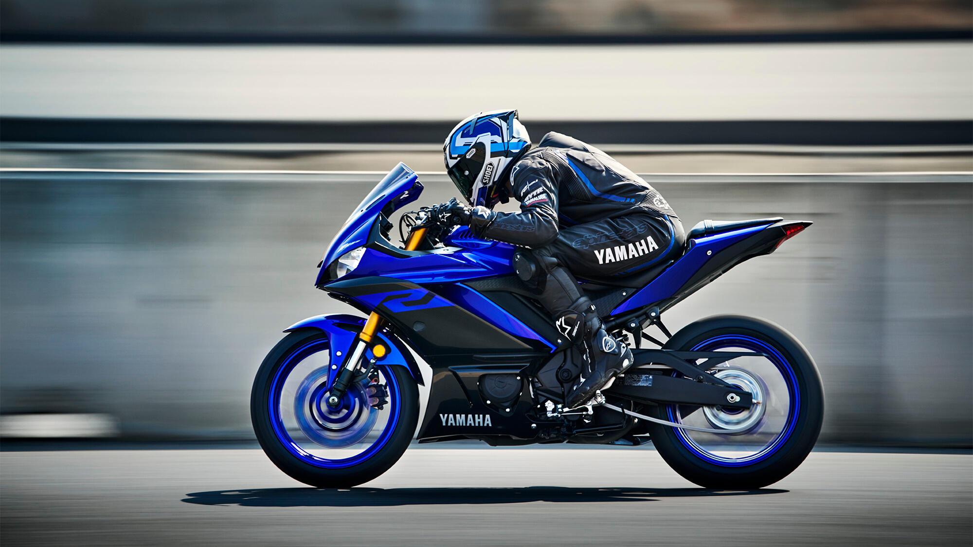 Yzf R3 Motorcycles Yamaha Motor