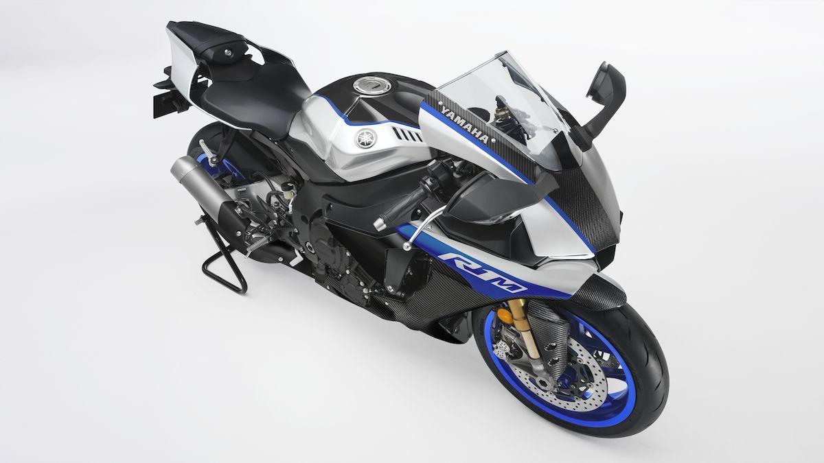 2019 Yamaha YZF1000R1SPL EU Silver Blu Carbon Detail 002 03 Tablet R1M 2018