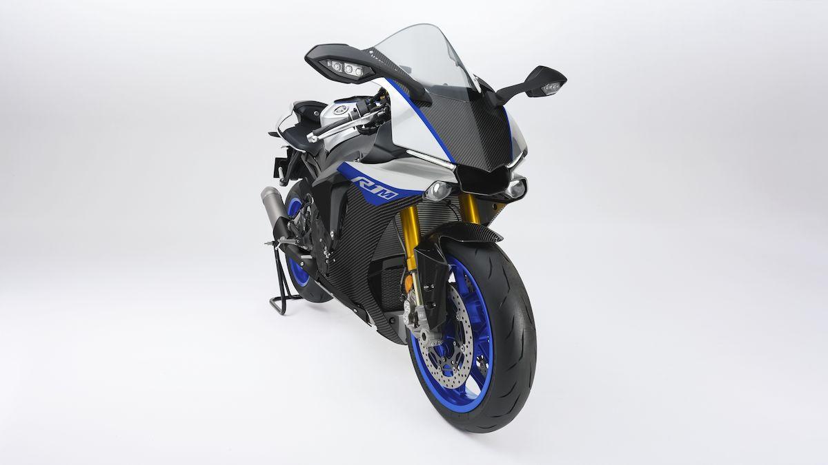 2019 Yamaha YZF1000R1SPL EU Silver Blu Carbon Detail 003 03 Tablet R1M 2018