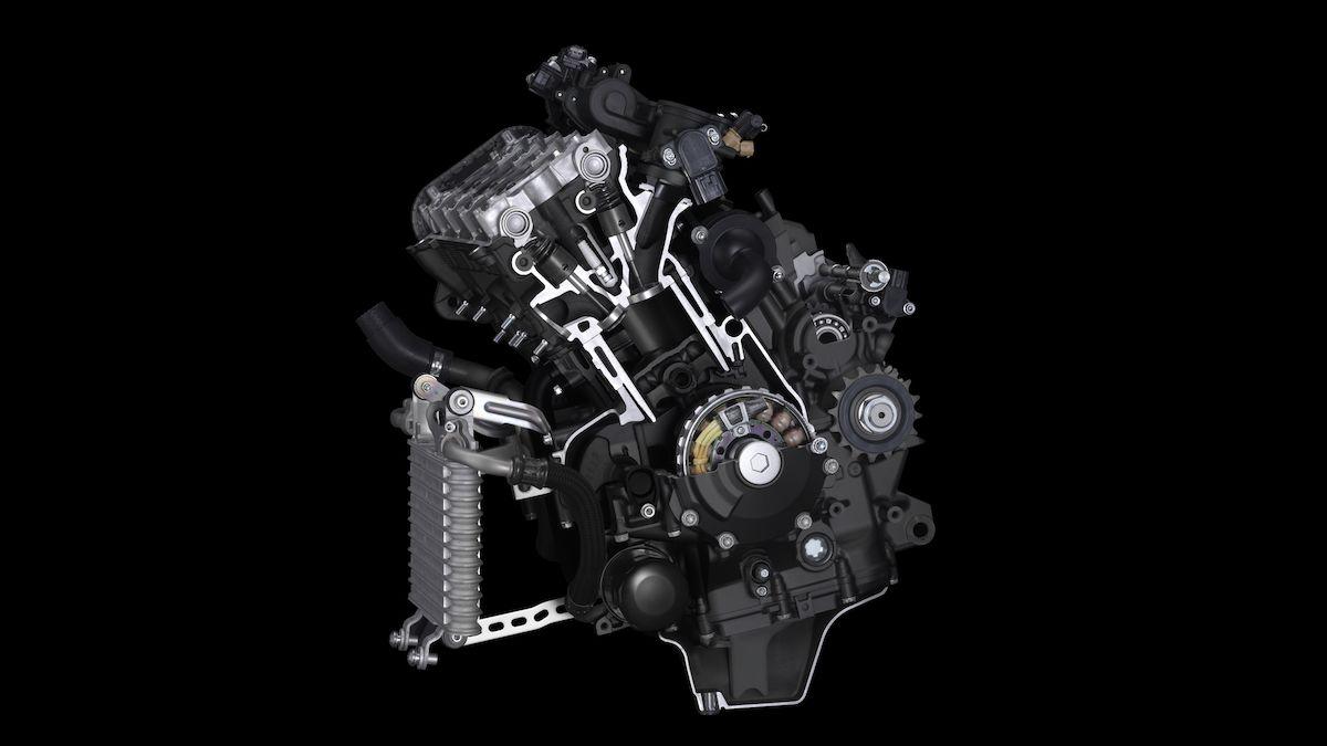2019 Yamaha YZF1000R1SPL EU Silver Blu Carbon Detail 004 03 Tablet R1M 2018