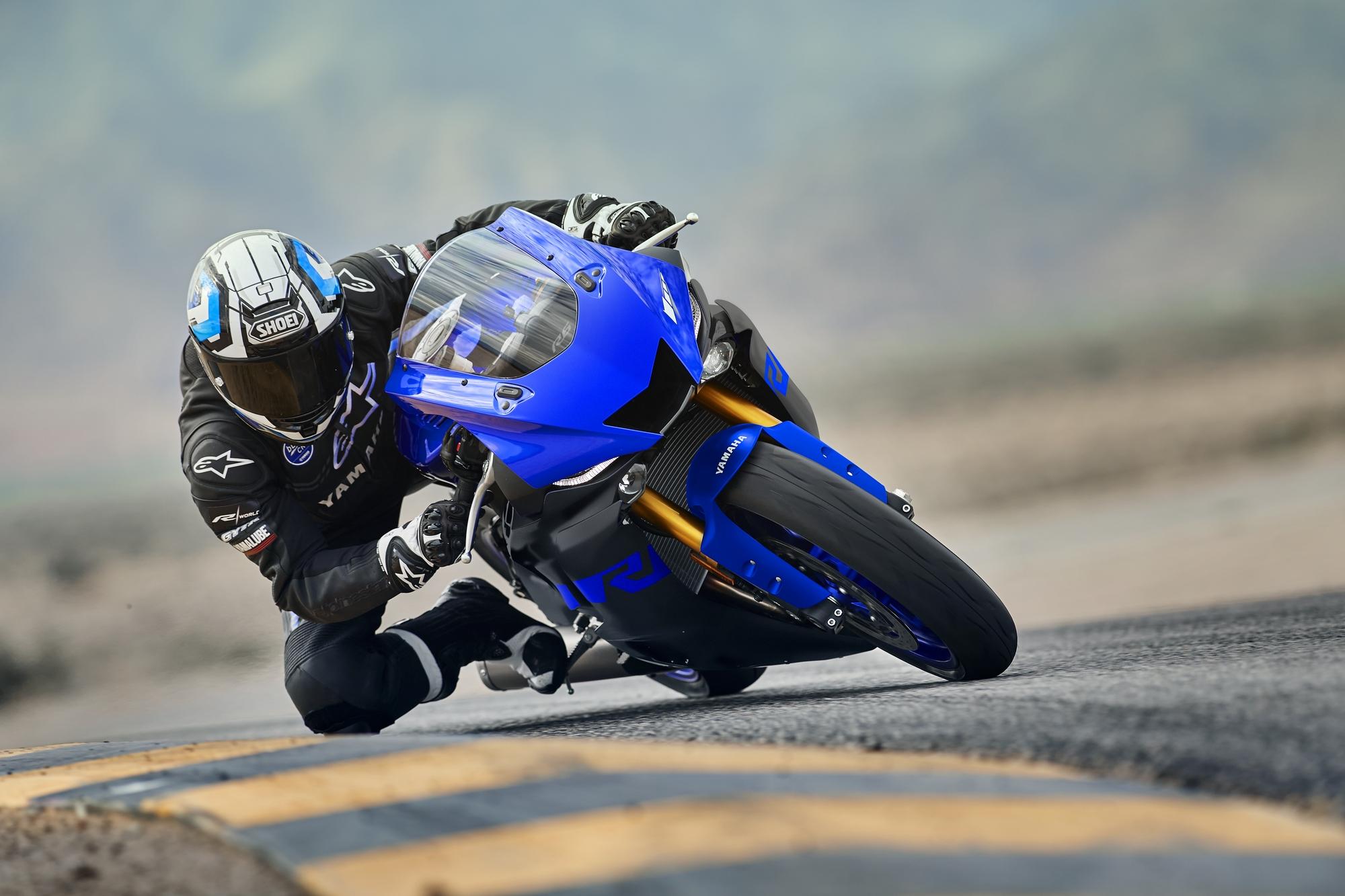 Yzf R6 Motorcycles Yamaha Motor